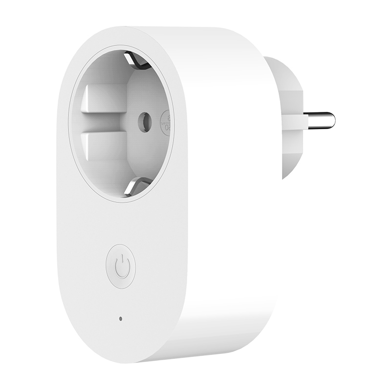 Умная розеткаi Mi Smart Power Plug Wi-Fi white 2