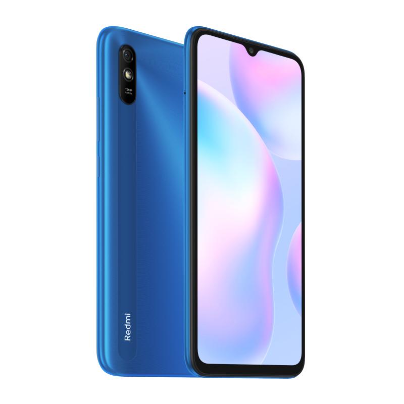 Смартфон Xiaomi Redmi 9A 2/32GB (синий) недорого