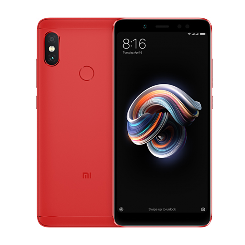 Фото #1: Redmi Note 5 4/64 Red