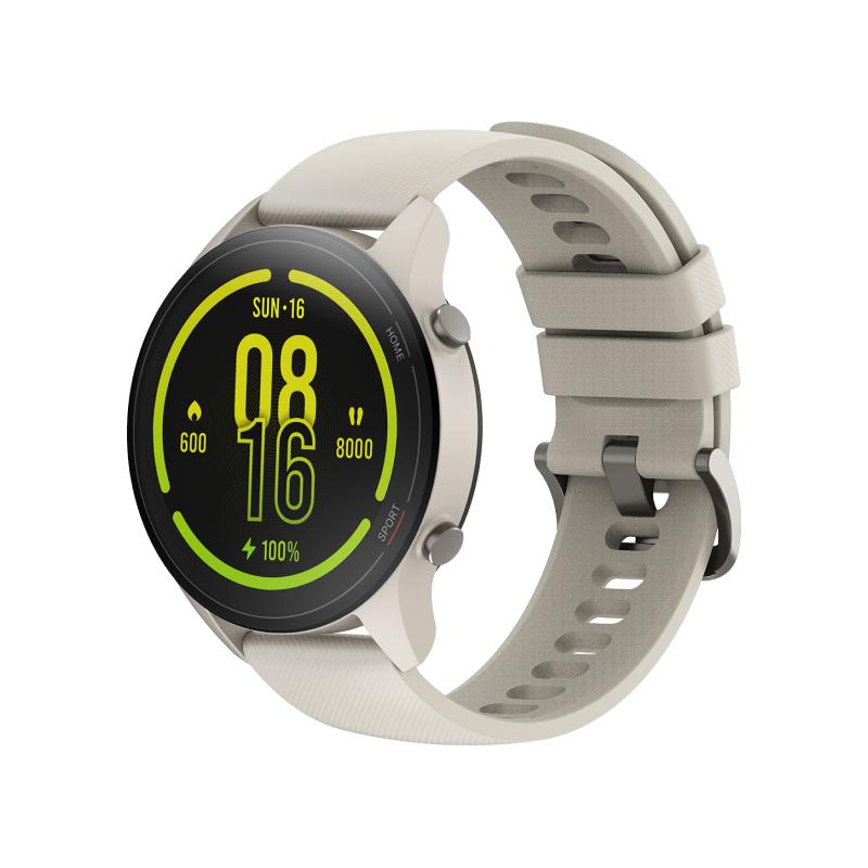 Умные часы Xiaomi Mi Watch (белый) наручные часы xiaomi twentyseventeen mechanical watch