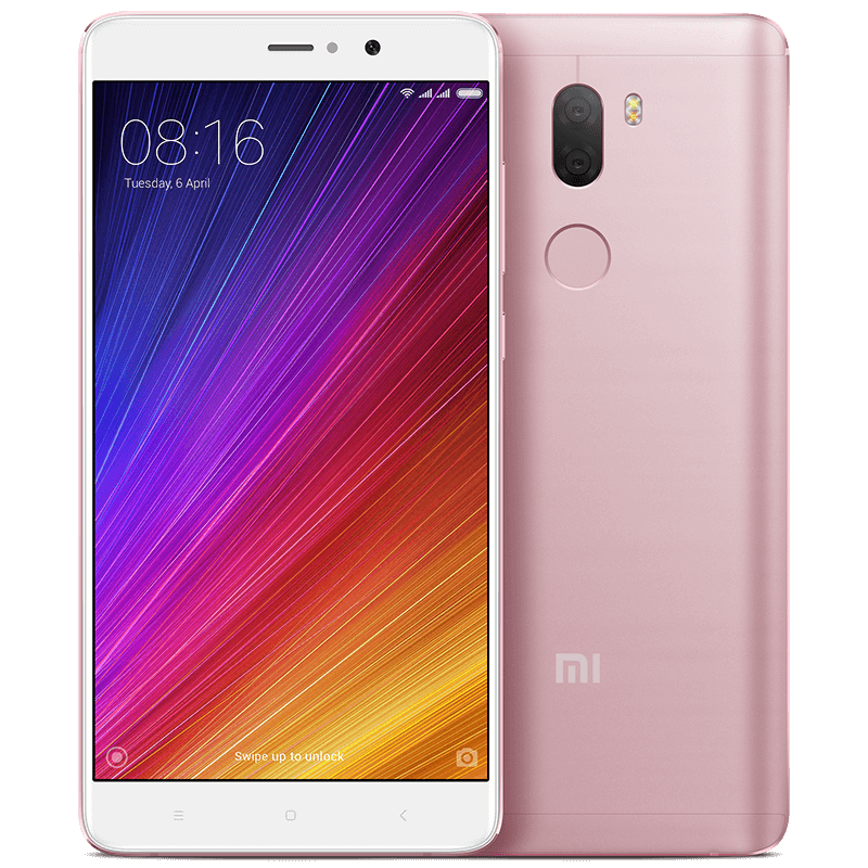 Mi 5s Plus 64GB Pink goowiiz черный mi 5s plus