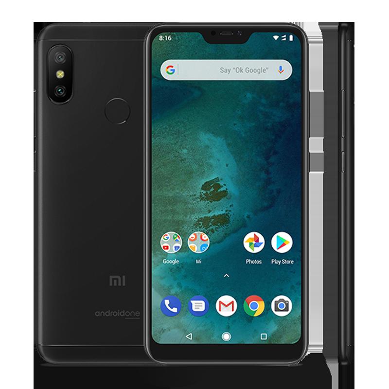 Mi A2 Lite 4/64 Black смартфон xiaomi mi a2 4 64gb черный