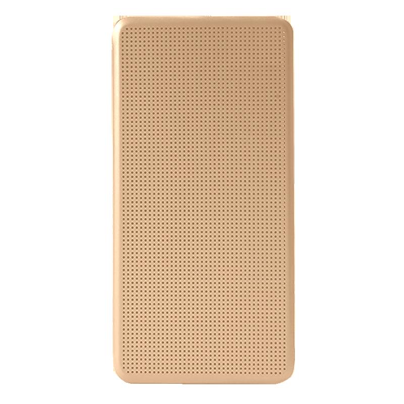 Перфорированный чехол-книжка для Redmi Note 4 Gold interstep is frame чехол для xiaomi redmi note 4 gold