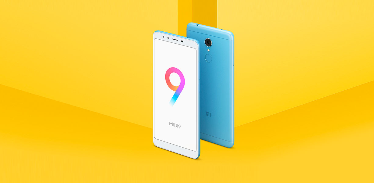 Старт продаж Redmi 5 и Redmi 5 Plus