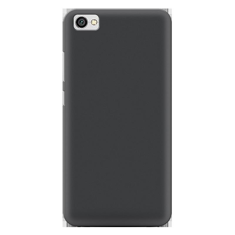 Силиконовая накладка BoraSCO 0,5 мм для Xiaomi Redmi Note 5A графит защитное стекло borasco 0 26 мм для xiaomi redmi note 5a note 5a prime