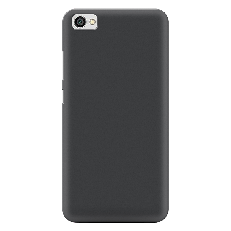 Силиконовая накладка BoraSCO 0,5 мм для Xiaomi Redmi Note 5A графит смартфон xiaomi redmi note 5a 16gb gold