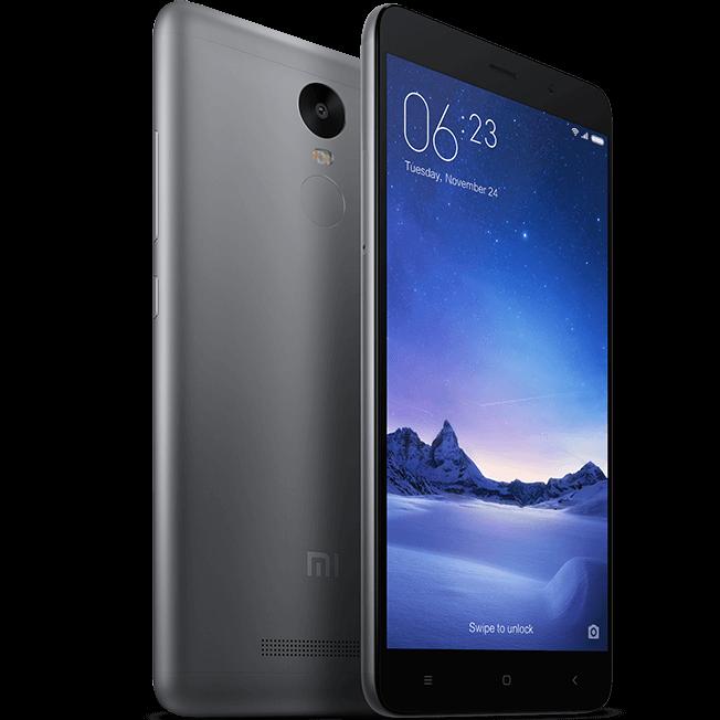 Redmi Note 3 Pro 16GB Gray стоимость