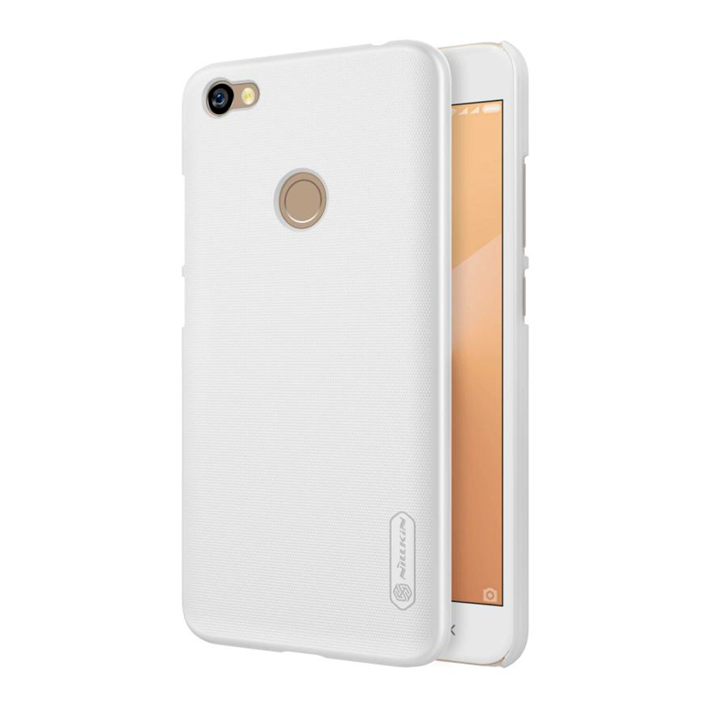 Защитный чехол Nillkin Super Frosted Shield для Xiaomi Redmi Note 5A Prime White защитный чехол nillkin super frosted shield для xiaomi mi 9 gold