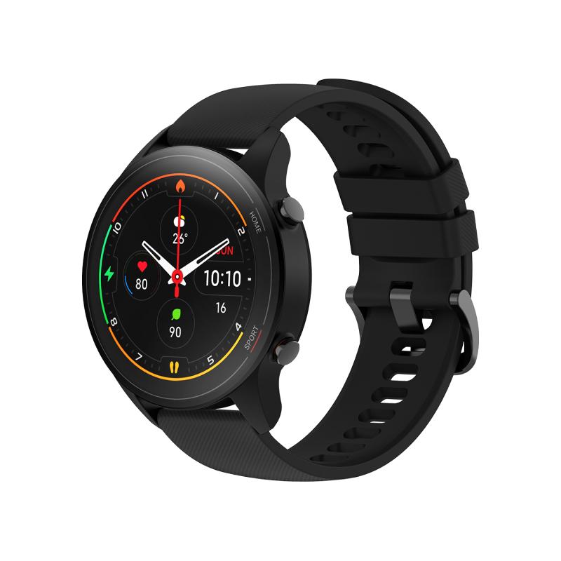 Умные часы Xiaomi Mi Watch (черный) наручные часы xiaomi twentyseventeen mechanical watch