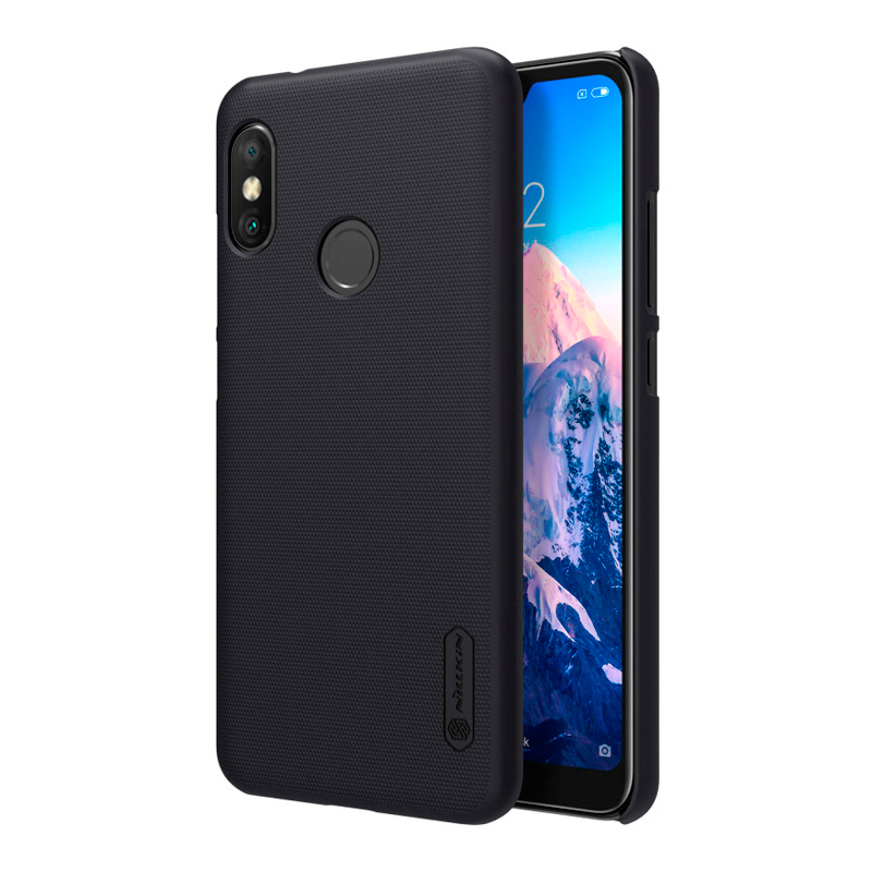 Защитный чехол Nillkin Super Frosted Shield для Mi A2 Lite защитный чехол nillkin super frosted shield для xiaomi mi 9 gold