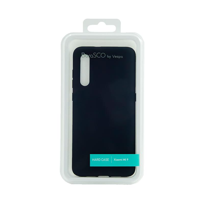BoraSCO Hard Case для Xiaomi Mi 9 (черный) фото