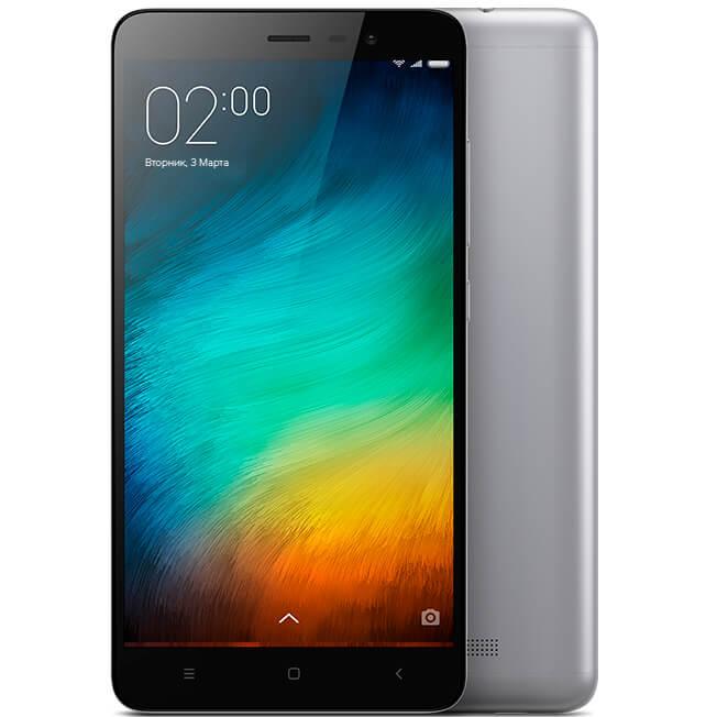 Redmi Note 3 Pro 16GB Gray