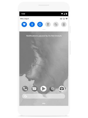 Поддержка функций Google Mi A3