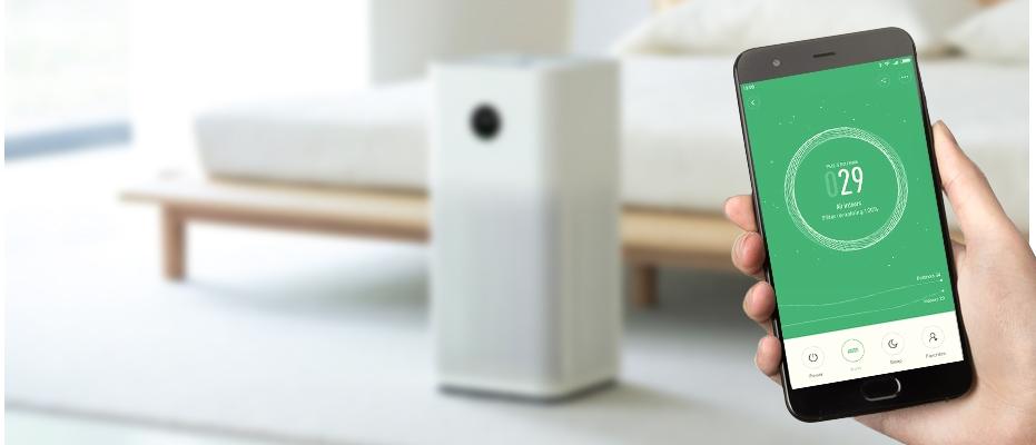 Очиститель воздуха Xiaomi Mi Air Purifier 3H (белый) — купить в  интернет-магазине Xiaomi (Россия)