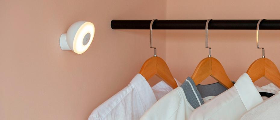 Mi Motion-Night Advancer Lamp 2 питание от батарейки