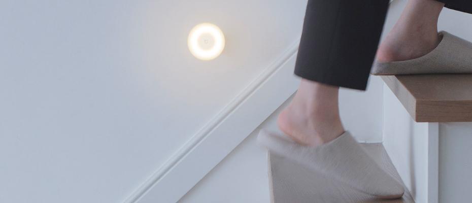 Mi Motion-Night Advancer Lamp 2 датчики движения