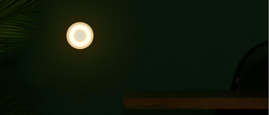 Mi Motion-Night Advancer Lamp 2 отсутствие мерцания