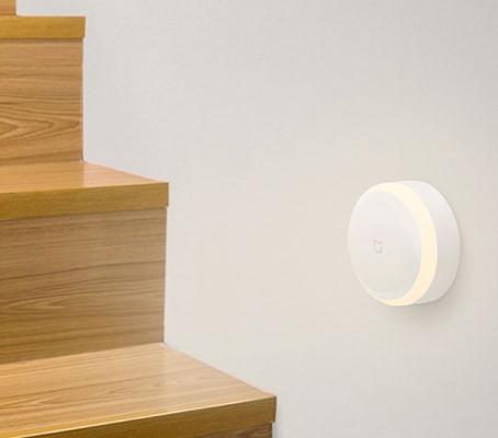 Mi Motion-Night Advanced Lamp димирование
