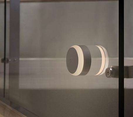Mi Motion-Night Advanced Lamp регулировка яркости