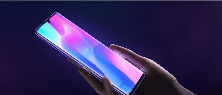 Экран Mi Note 10 Lite