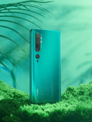 Mi Note 10 6/128GB зеленый
