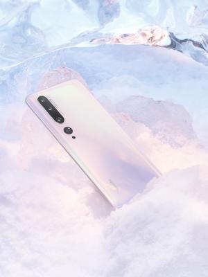 Mi Note 10 6/128GB белый
