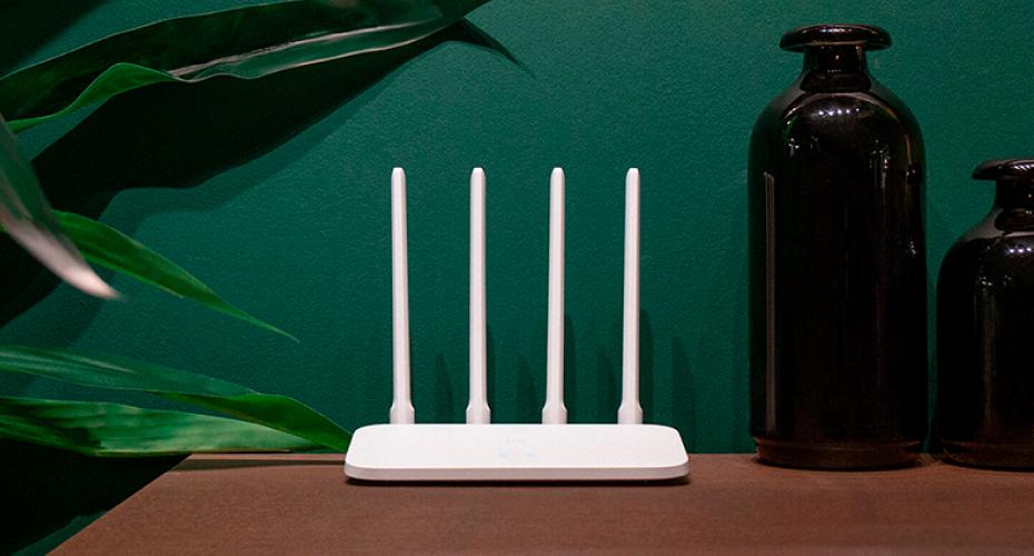 Mi Router 4A внешний вид