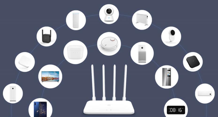 Интернет вещей Mi Router 4A