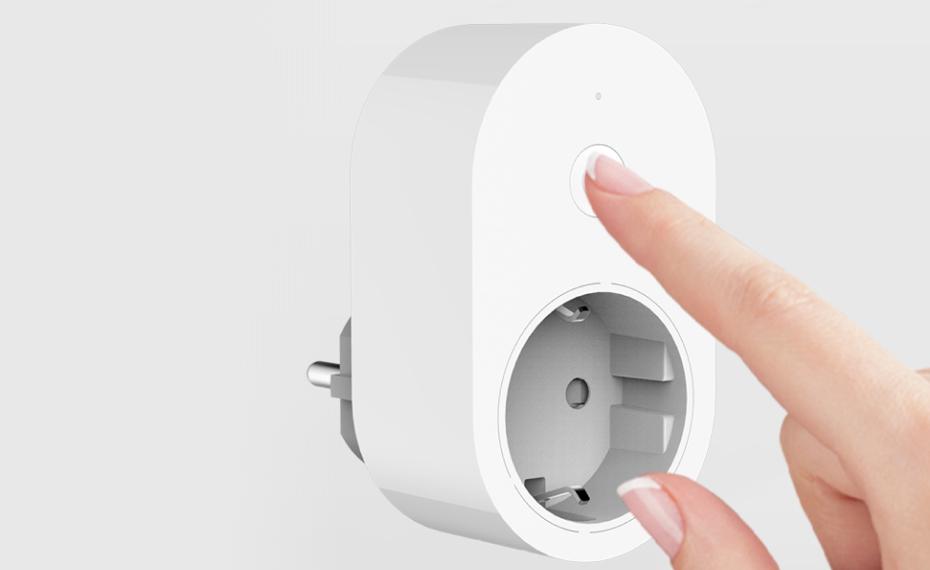 Mi Smart Power Plug внешний вид