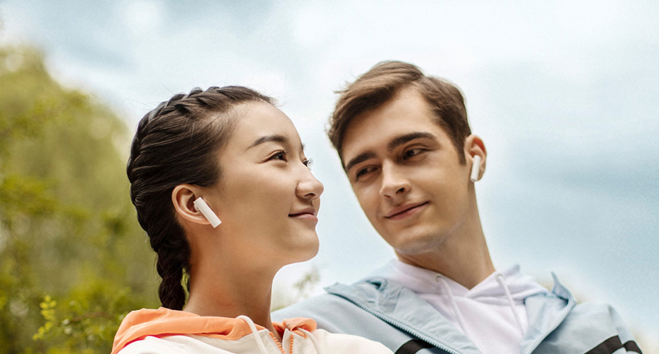Mi True Wireless Earphones управление