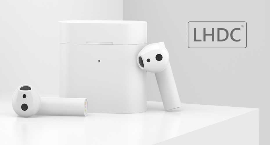 Mi True Wireless Earphones освещение в помещении