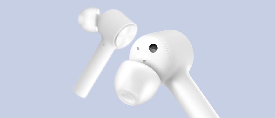 Mi True Wireless Earphones управление