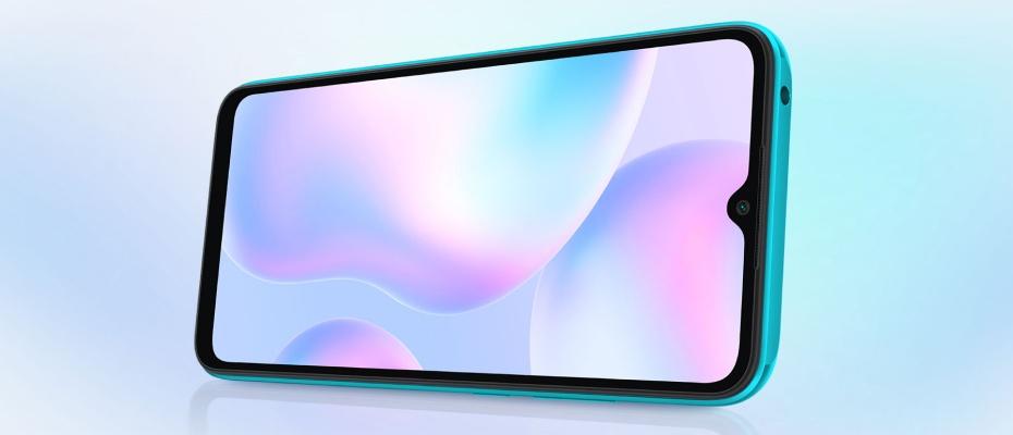 Redmi 9A экран