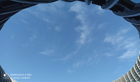 Снимок на основную камеру Redmi Note 8 Pro