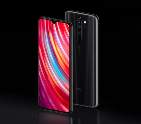Redmi Note 8 Pro черный