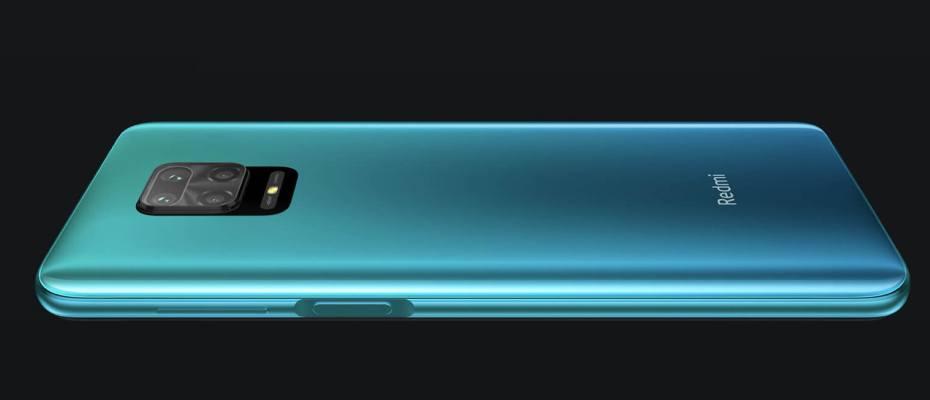 Redmi Note 9S внешний вид