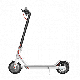MiJia Electric Scooter (белый)