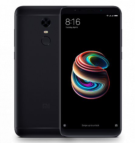 Redmi 5 Plus 3/32GB (черный)