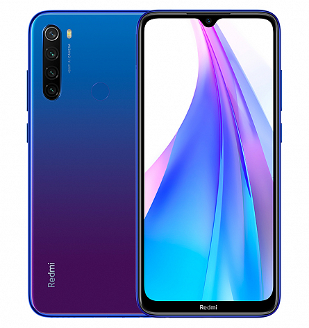 Redmi Note 8T 3/32GB (синий)