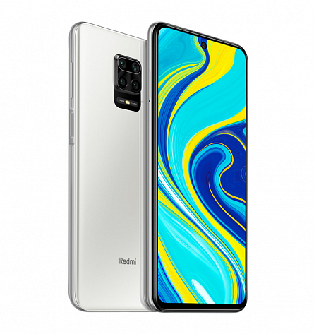 Redmi Note 9S 4/64GB (белый)