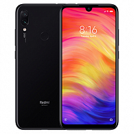 Redmi Note 7 4/128GB (черный)