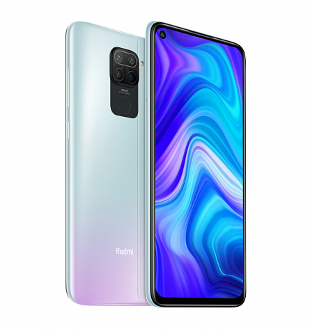 Redmi Note 9 4/128GB (белый)