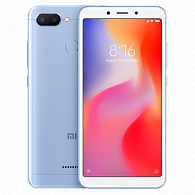 Redmi 6 4/64GB (голубой)