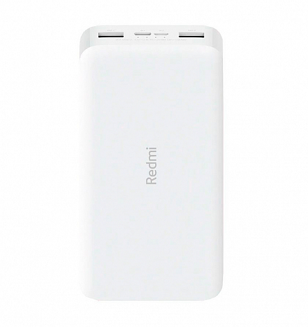 Redmi Power Bank 10000 (белый)