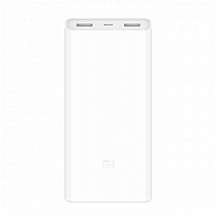 Mi Power Bank 2C 20000 (белый)