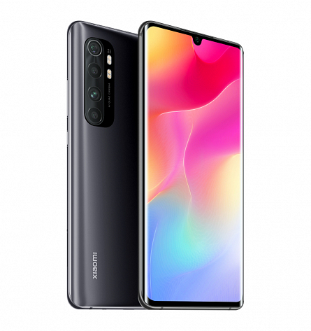 Mi Note 10 Lite 6/128GB (черный)