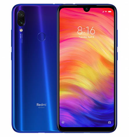 Redmi Note 7 3/32GB (синий)