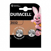 Duracell DL/CR2032-2BL 2шт