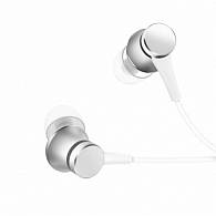 Mi Piston Headphones Basic (серебряный)