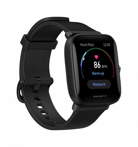 Купить умные часы Amazfit Bip U (черный) в Москве, России |  Интернет-магазин Xiaomi